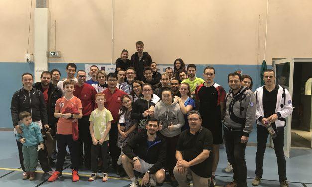 14eme tournoi séniors de cubzaguais