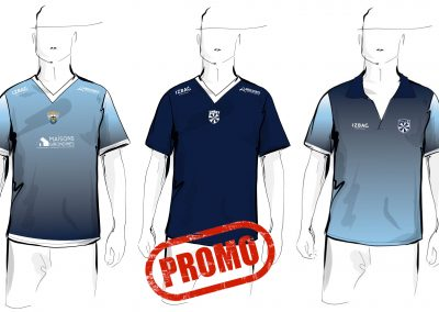 polo et maillot homme promo